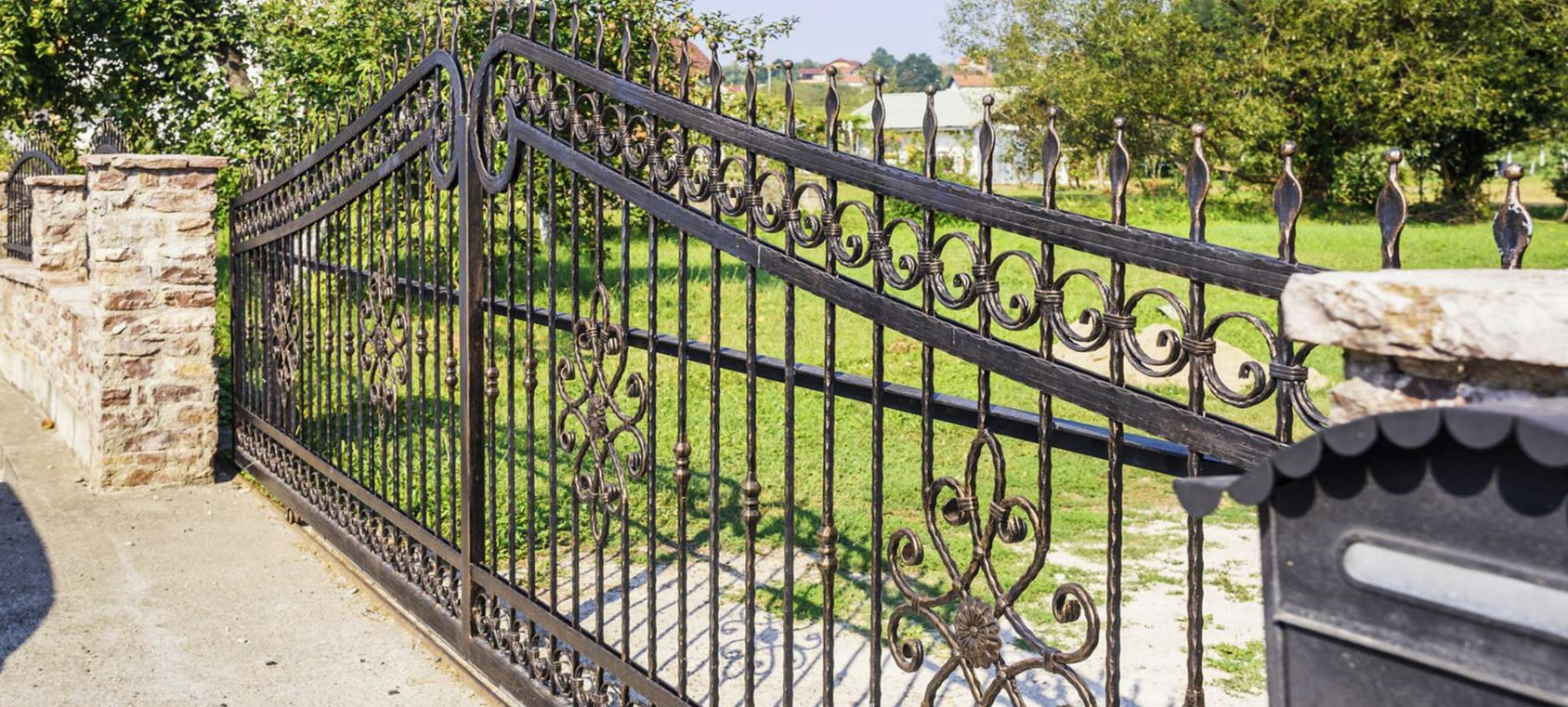 Read more about the article 5 Reasons to Having an Automatic Gate System in Utah