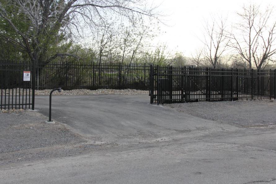 commercial gates utah