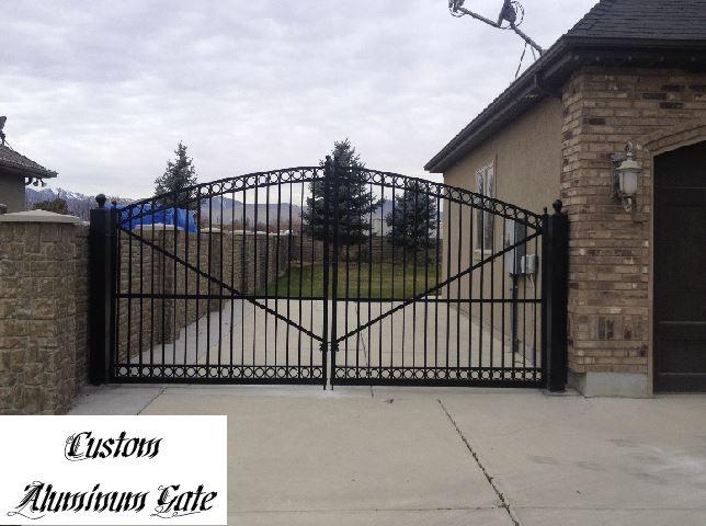 residential gate company utah