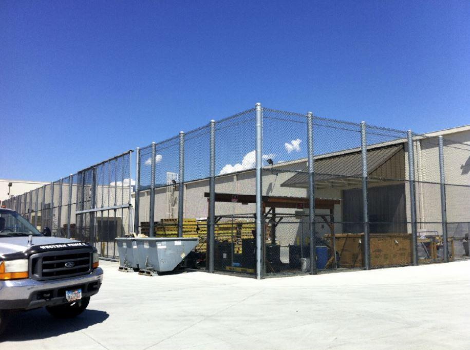 security fence company utah