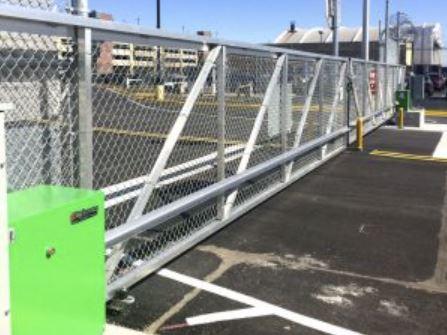 slide gate operators utah